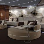 Cinema Moskau-Interior design