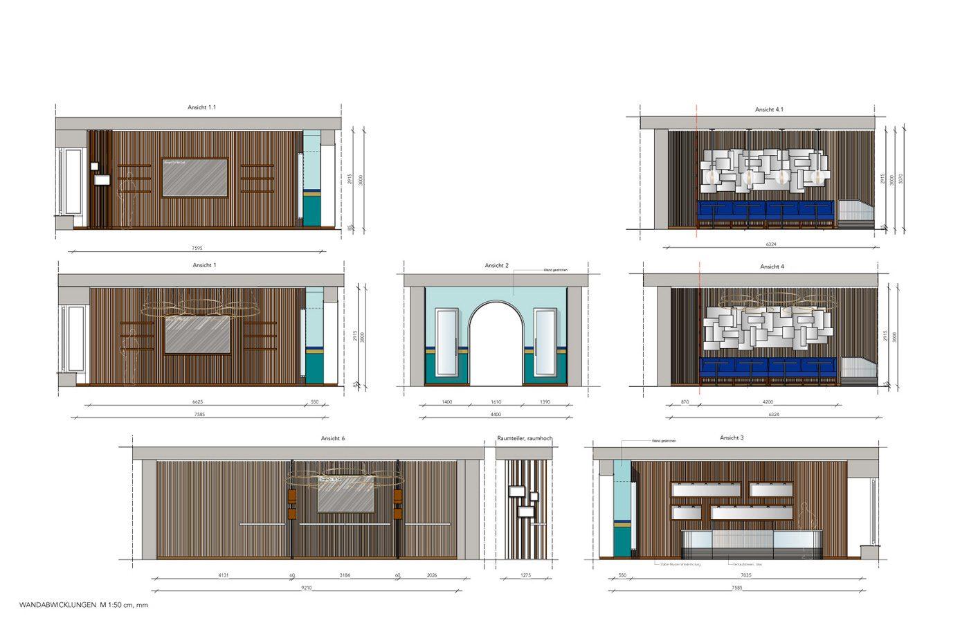 Feinkostladen Kaviar Boutique-Interior Design