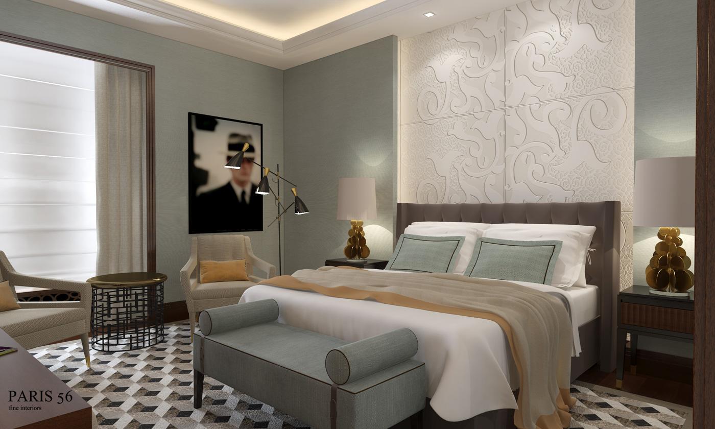 Grandhotel Savoy Berlin Innenausstattung
