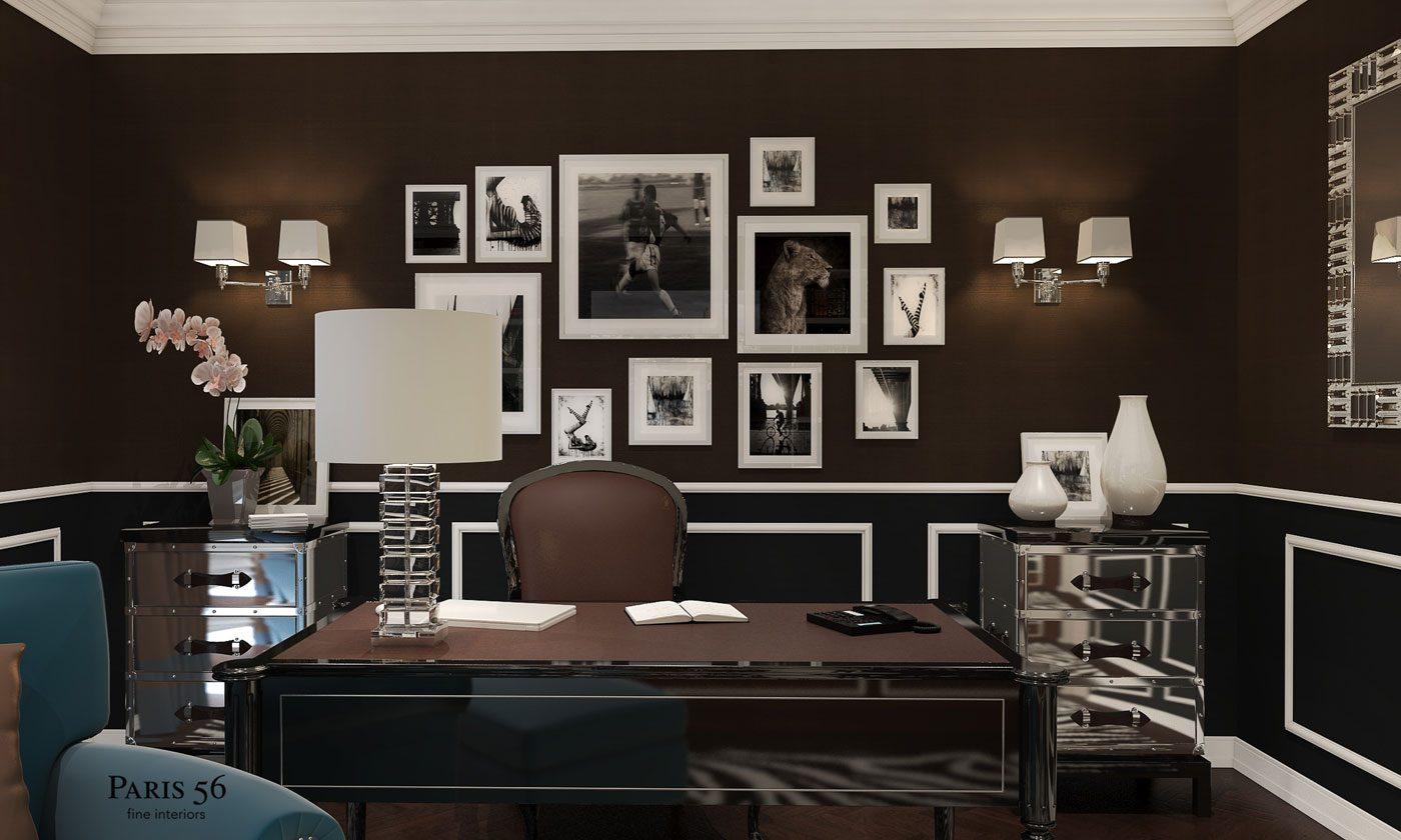 Master-Office Moskau Innenarchitektur