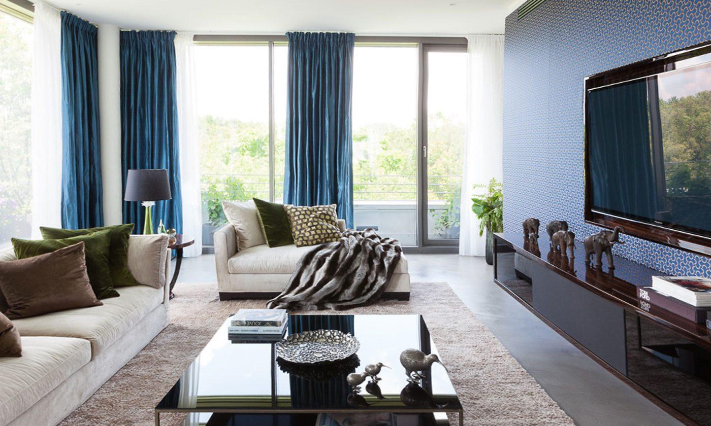 Penthouse Berlin-Interior design