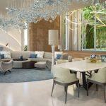 Villa Cape Antibes-Interior Design